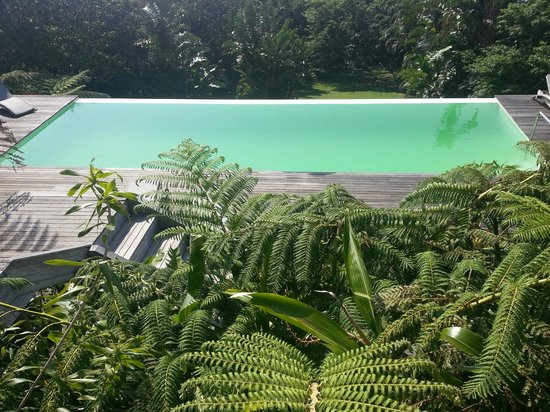 Days At Sea Beach Lodge : Green Pool