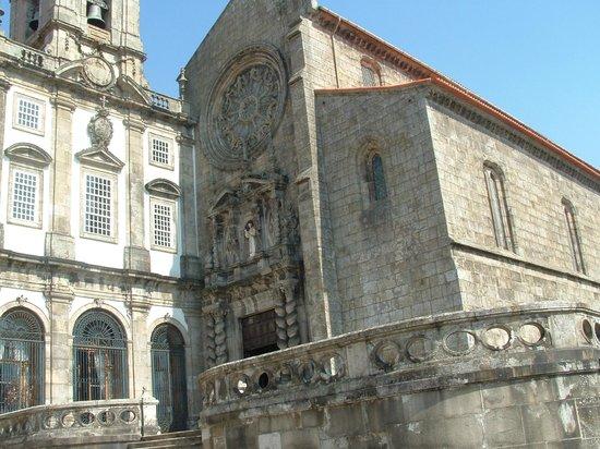 Sao Francisco Church (Igreja de S Francisco): L' ingresso