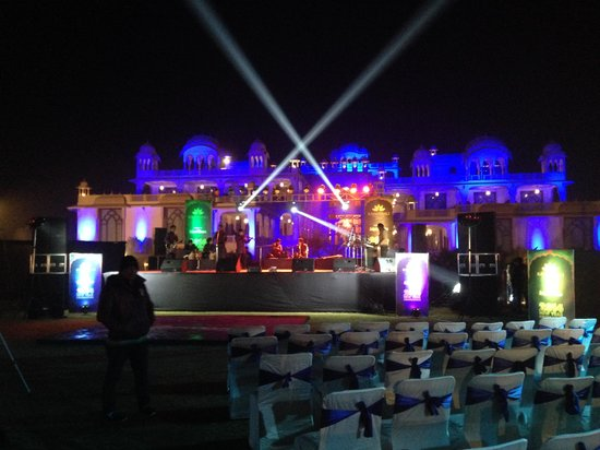 Rajasthali Resort and Spa : New Year celebration