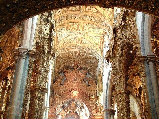 Sao Francisco Church (Igreja de S Francisco): Il soffitto