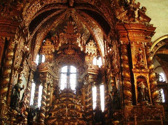 Sao Francisco Church (Igreja de S Francisco): L' altare