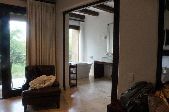 Kapama River Lodge: spa suites