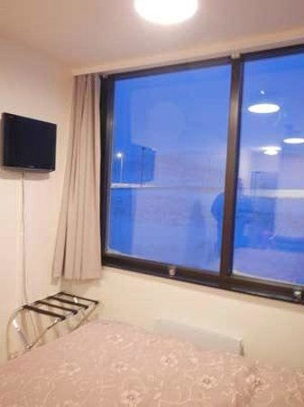 Highland Hotel: room