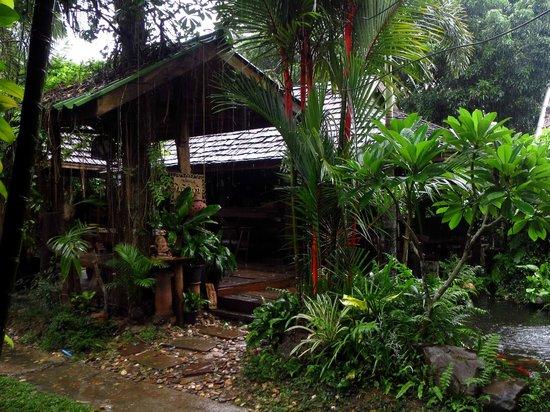 The Legend Chiang Rai: Jardines