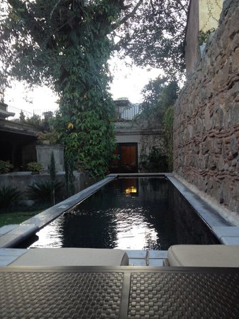 El Convento Boutique Hotel: Pool