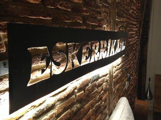 Basque Boutique: ...dettaglio!