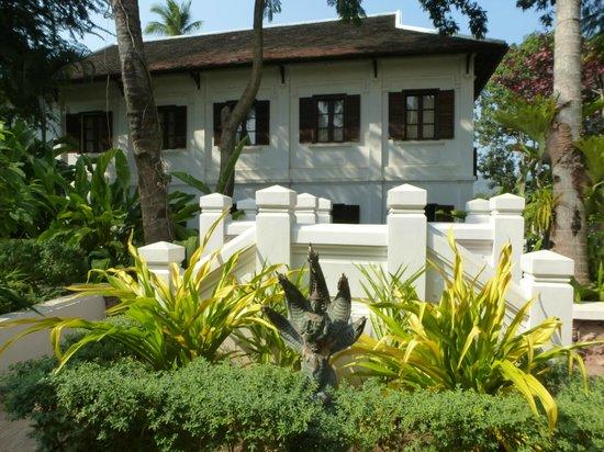 Satri House : Les chambres situés dans une demeure annexe