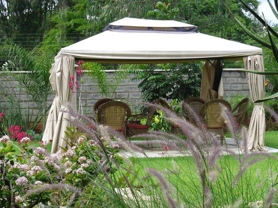 Collingham Gardens Residence & Club: Gazebo