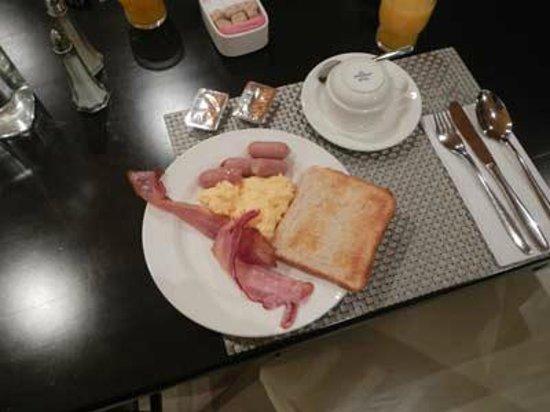 Hotel Ranga: breakfast