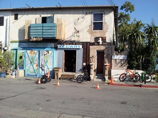 Segway of Santa Barbara: Funky Segway Storefront