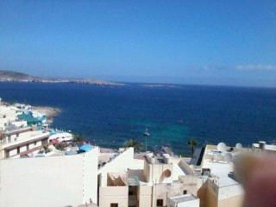 Relax Inn Hotel: roof seaview
