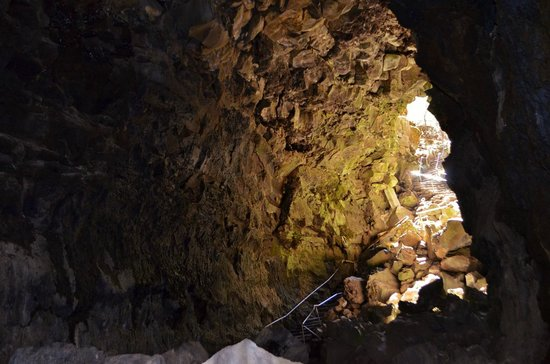 Lava River Cave: Cave Opening