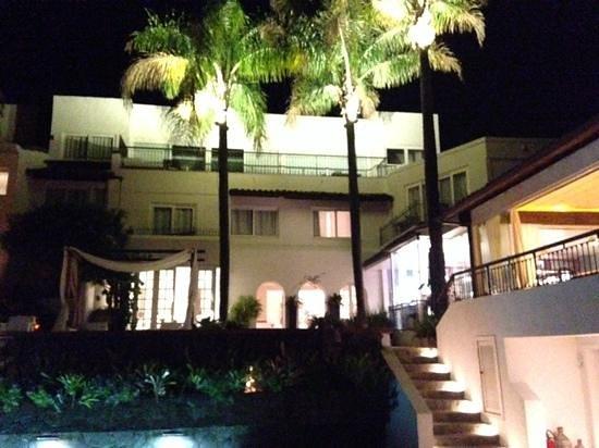 Casas Brancas Boutique Hotel & Spa : de Noche