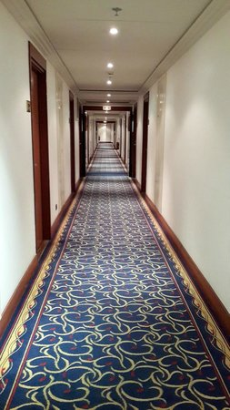 Mövenpick Hotel Paris Neuilly: Corridor