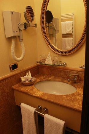 Hotel Al Codega : Pia e secador