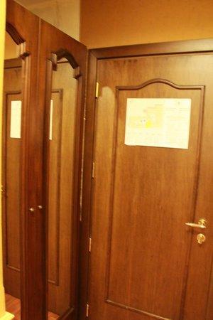 Hotel Al Codega : Armário junto a entrada