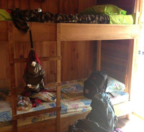 Casa Tranquilo Hostel: Hochbett
