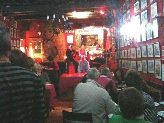 Flamenco en la ventura