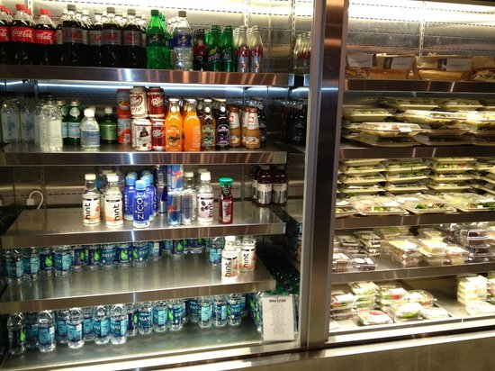 New York Hilton Midtown : Herb N' Kitchen Mini Super