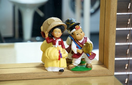 It Place Korea: guest room detail