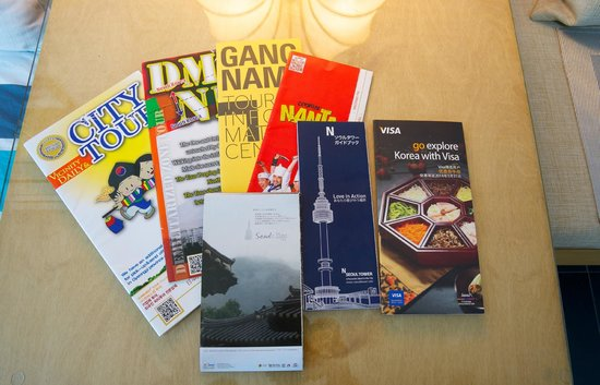 It Place Korea: guide book