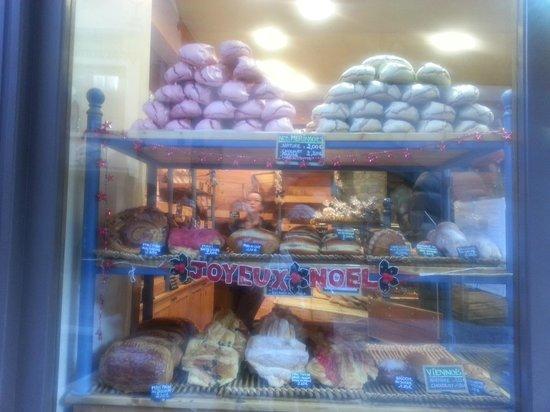 Annecy Aventure : una panetteria...MAXY!!
