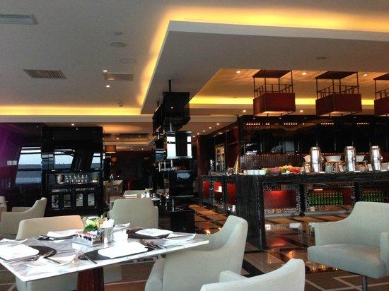 Hilton Beijing Wangfujing: Honors Lounge