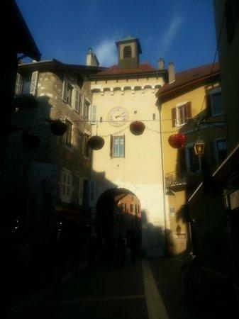 Annecy Aventure : centro storico