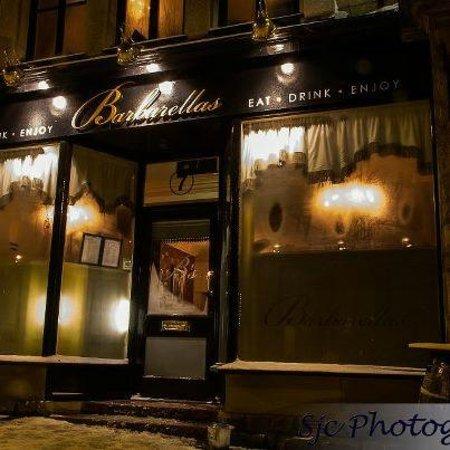 Barbarella's Wine Bar: warm and cosy