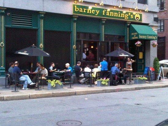 Barney Fannings