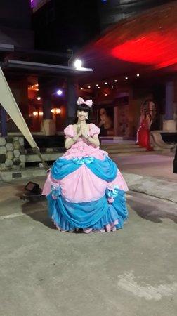 Aphrodite Cabaret Show: Мальвина ))