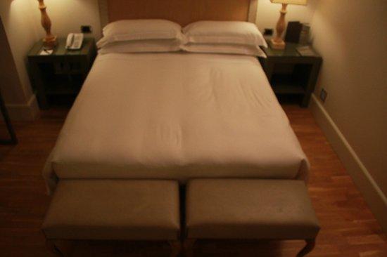 Starhotels Tuscany : Cama