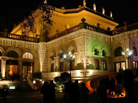 Kursalon Wien - Sound of Vienna: kursalon esterno