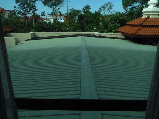 Sokha Angkor Resort: Vista desde la habitación