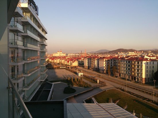 Radisson Blu Paradise Resort & Spa Sochi: Room with a view