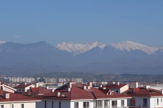 Radisson Blu Paradise Resort & Spa Sochi: Mountains