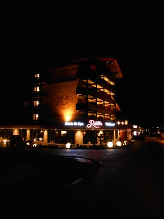 Hotel Rieser Aktiv & Spa Resort: hotel