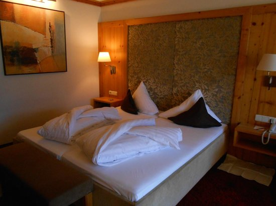 Hotel Rieser Aktiv & Spa Resort: chambre