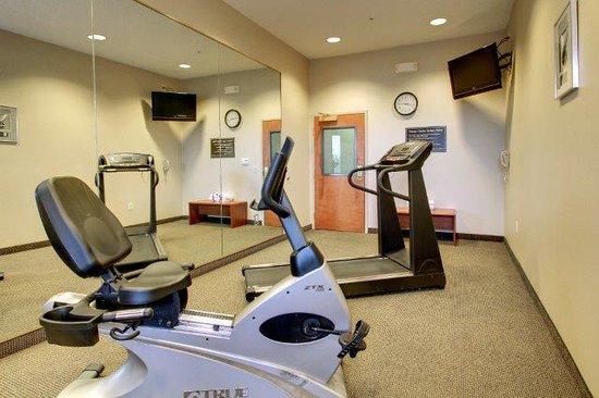Sleep Inn & Suites Smithfield: Fitness Center