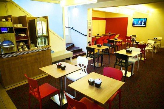 Ibis Paris Italie Tolbiac : Salle petit-déjeuner
