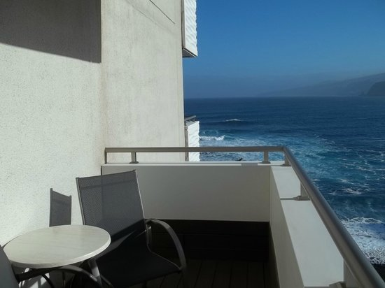 SOL COSTA ATLANTIS: Balcony