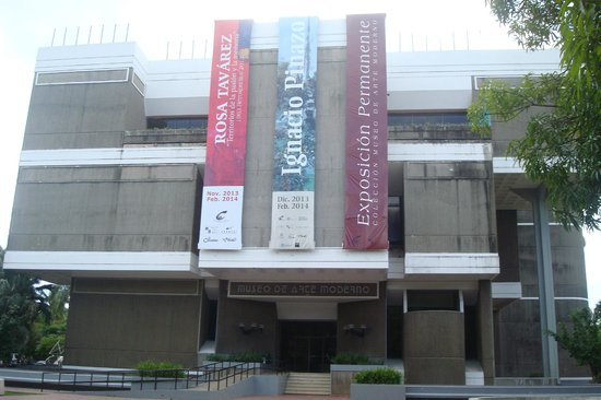 Modern Art Museum (Museo de Arte Moderno)