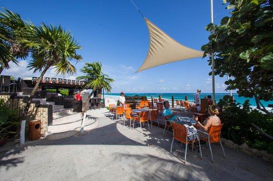 Mezzanine Colibri Boutique Hotel: Restaurant