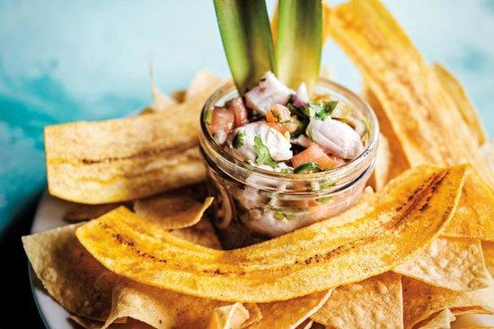 Besito Mexican Restaurant: Ceviche del Dia