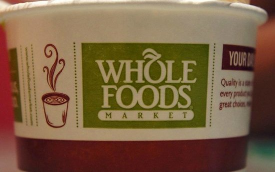 Whole Foods Market : контейнер из кулинарии