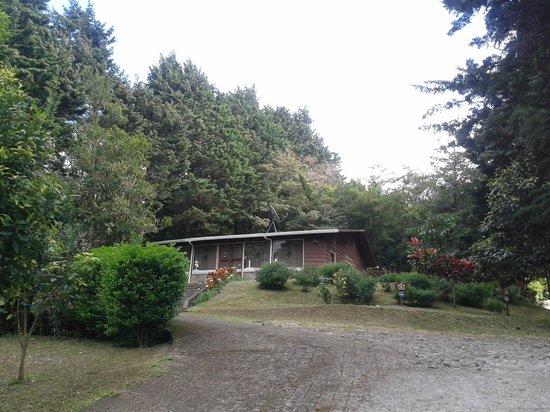 Los Pinos - Cabanas y Jardines: cabin