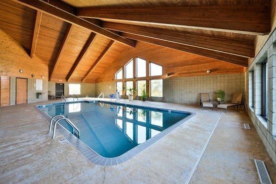 BEST WESTERN Germantown Inn : Pool and Hot tub