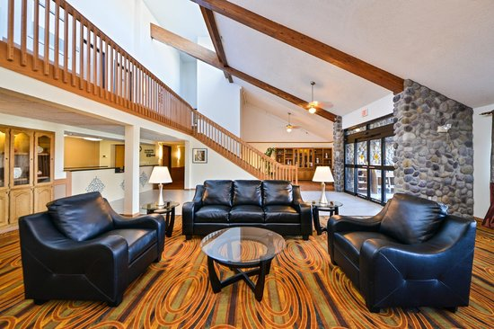 BEST WESTERN Germantown Inn : Lobby