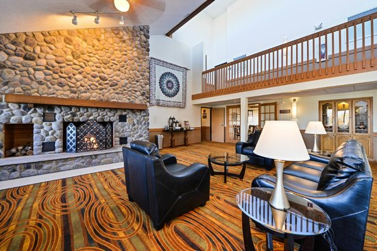 Best Western Germantown Inn: Lobby