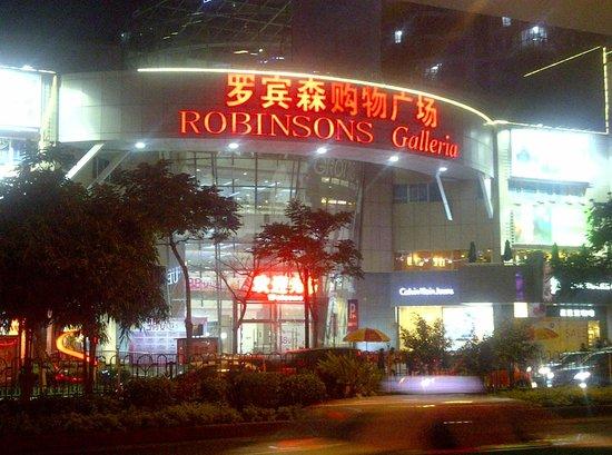 Ibis Xiamen Kaiyuan: Robinsons Galleria